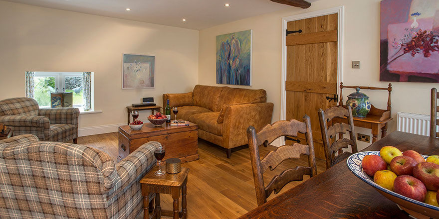 dog friendly cottage cartmel
