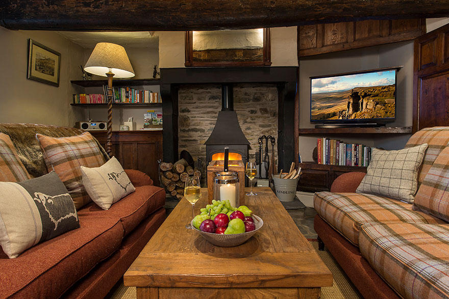 luxury lake district cottage